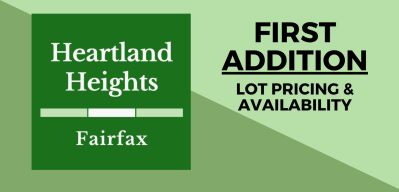 Heartland First Pricing & Availability Banner