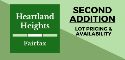 Heartland Second Pricing & Avail. Banner
